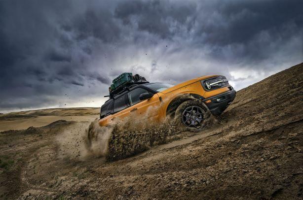 Ford Bronco Sport llega a México en preventa