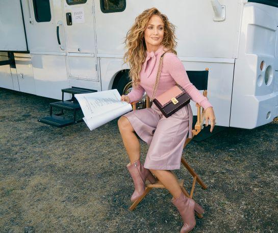 Hutton Coach x Jennifer Lopez edición especial