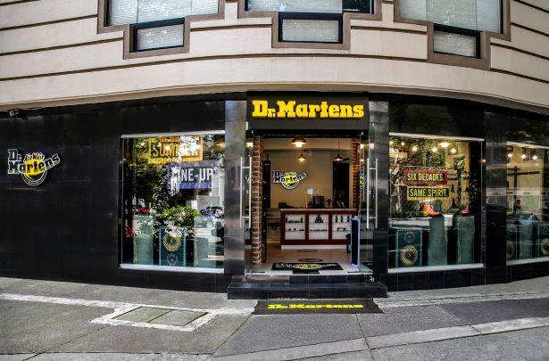 Dr. Martens México & su nueva Flagship Store Polanco