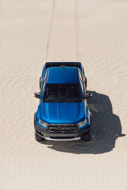 Ford Ranger Raptor 2021: Diseñada para los terrenos más brutales