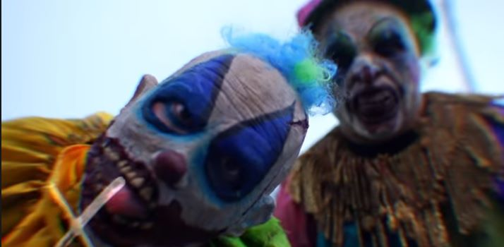Un vistazo al Halloween Horror Nights de Universal Studios