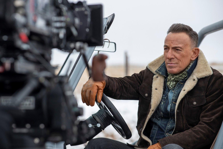 Bruce Springsteen protagoniza la nueva campaña de Jeep