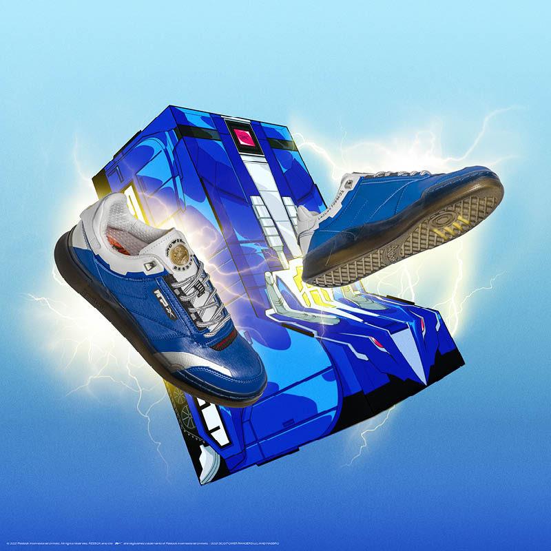 Power Rangers presenta colección de sneakers