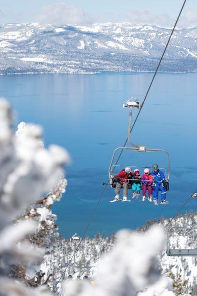 Tahoe: Roadtrip de invierno perfecto para Semana Santa