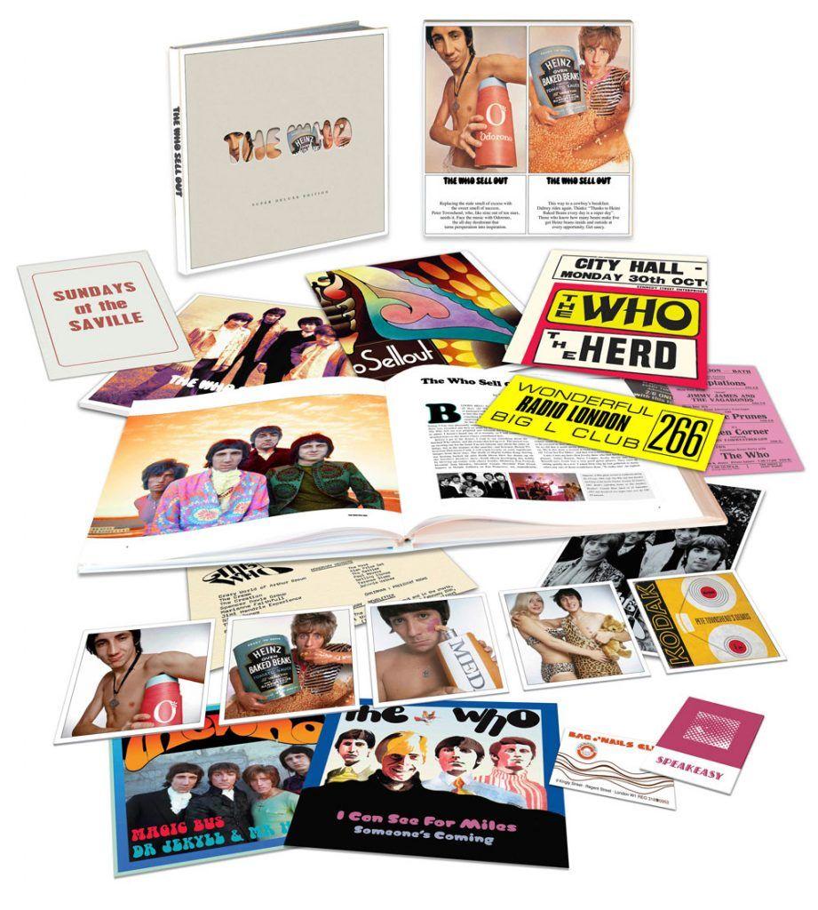 """The Who anuncia edición de lujo de """"The Who Sell Out"""""""