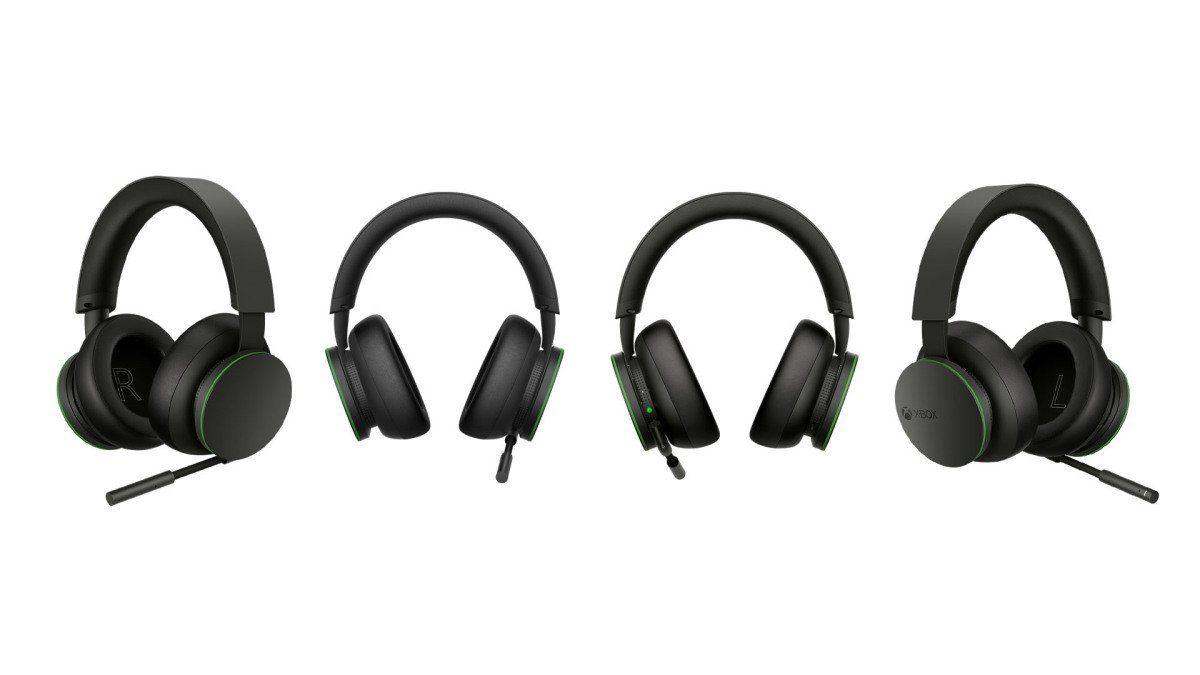 Conoce los nuevos Auriculares inalámbricos de Xbox