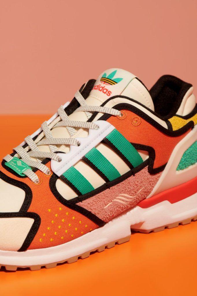 ¿Fan de Krusty el payaso y los sneakers?