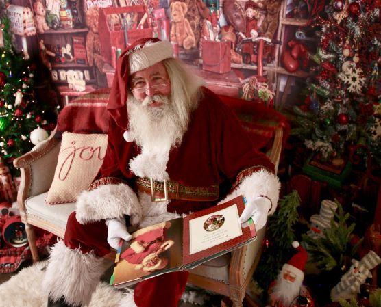 Santa Claus se une a las Experiencias Online de Airbnb