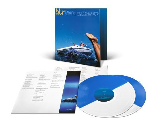 """Blur celebra el 25 aniversario de """"The Great Escape"""""""