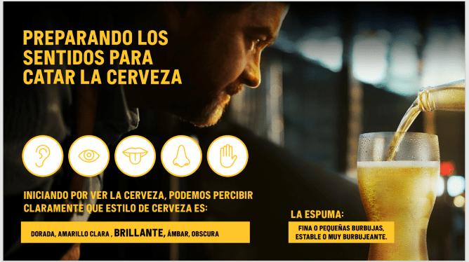 Cerveza Corona: Cómo realizar un perfecto catado y maridaje