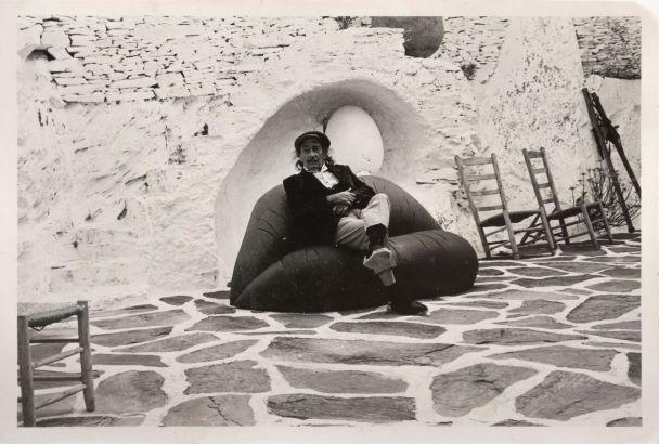 Fotografía de Salvador Dalí es subastada en México