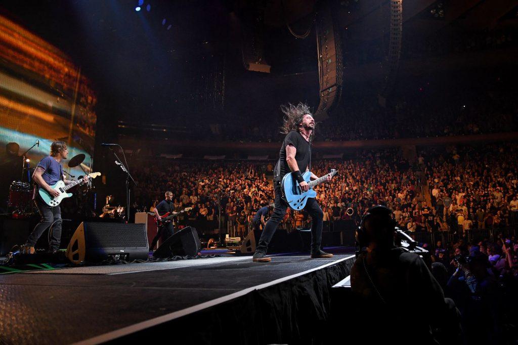Foo Fighters regresa a la CDMX en noviembre