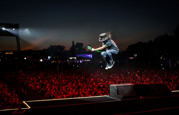 Guns N' Roses hará vibrar el estadio de béisbol Monterrey