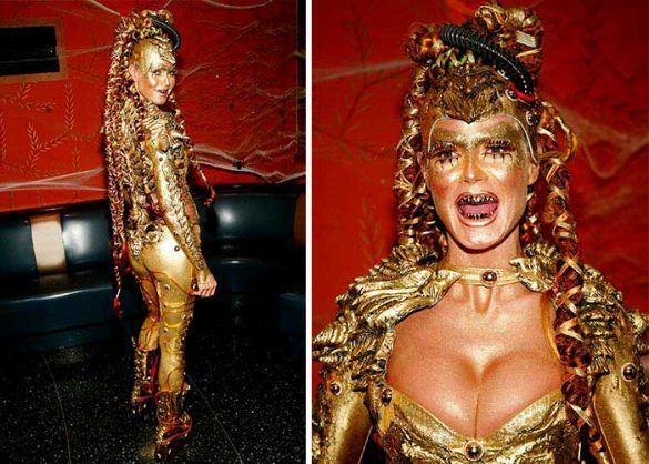 Gold Alien (2003)