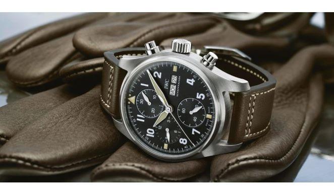 Spitfire: La nueva línea de relojes de IWC