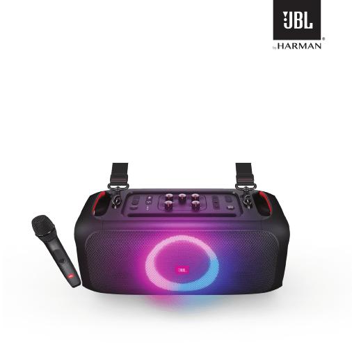 JBL lanza la nueva PartyBox On-The-Go