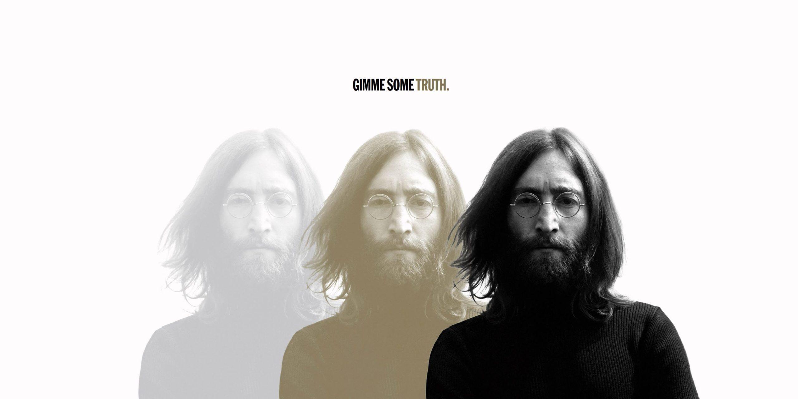 """Gimme Some Truth"" de John Lennon ya está disponible"