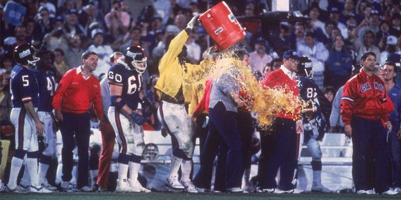 Super Bowl: ¿Cuál es el origen del gatorate shower?