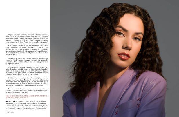 Ximena Romo en POST Mag edición octubre 2020