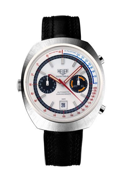 TAG Heuer Montreal 1972
