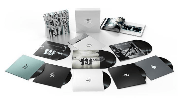 """""""All That You Can't Leave Behind"""" de U2 cumple 20 años"""