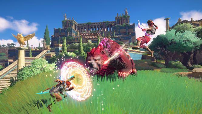 Immortals Fenyx Rising: La batalla más épica de todos los tiempos