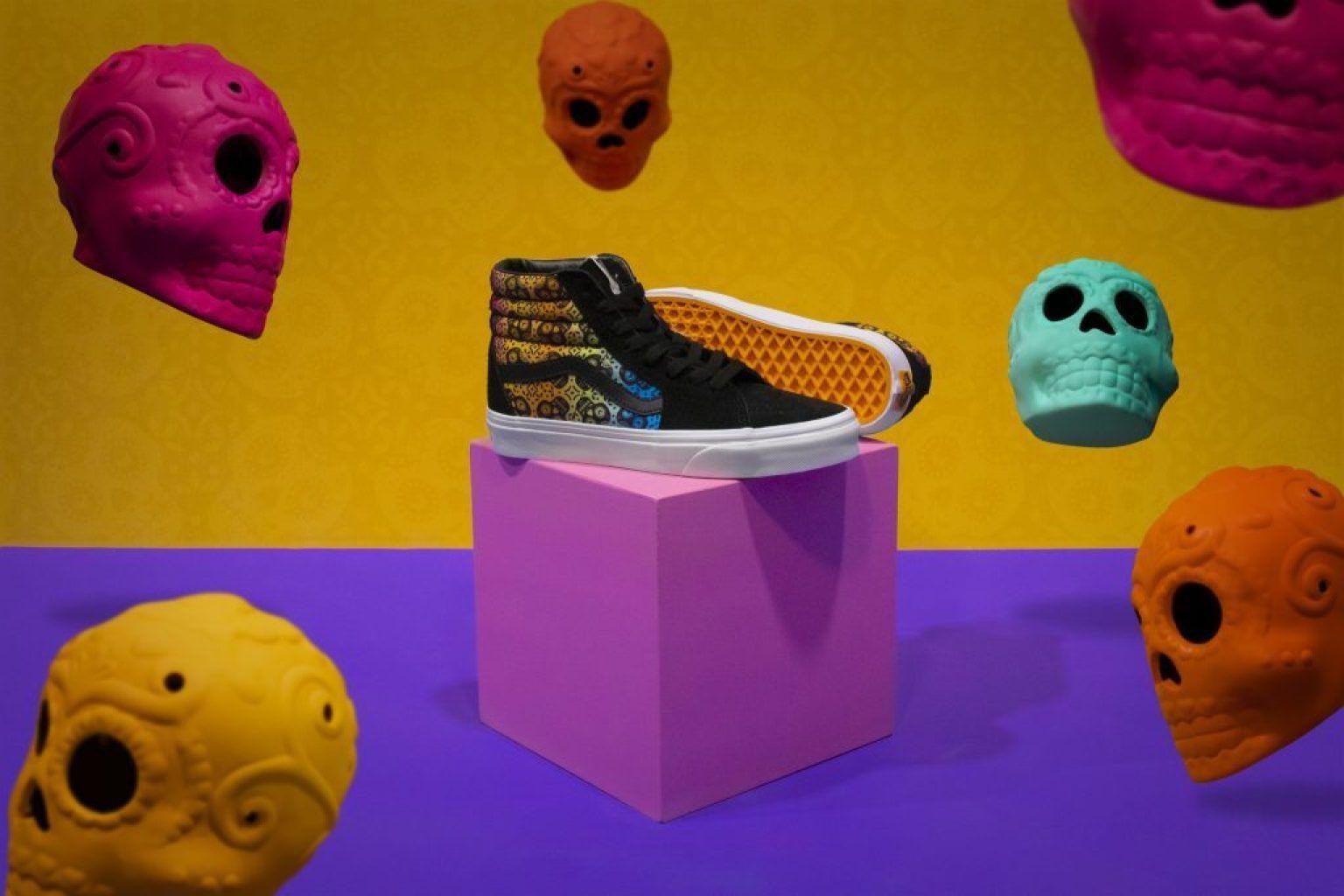 Día de Muertos x Vans rinde tributo a la tradición mexicana