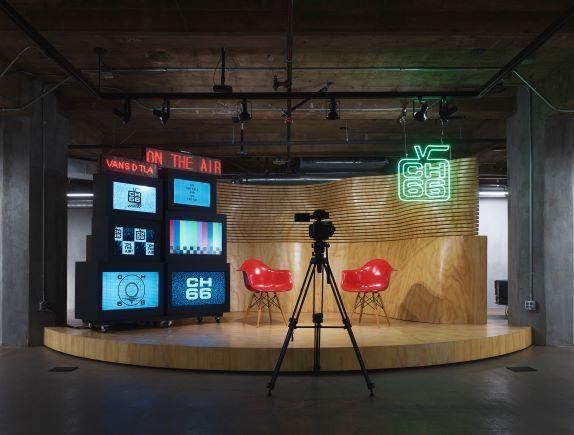 Vans lanza Channel 66 con programas online en vivo